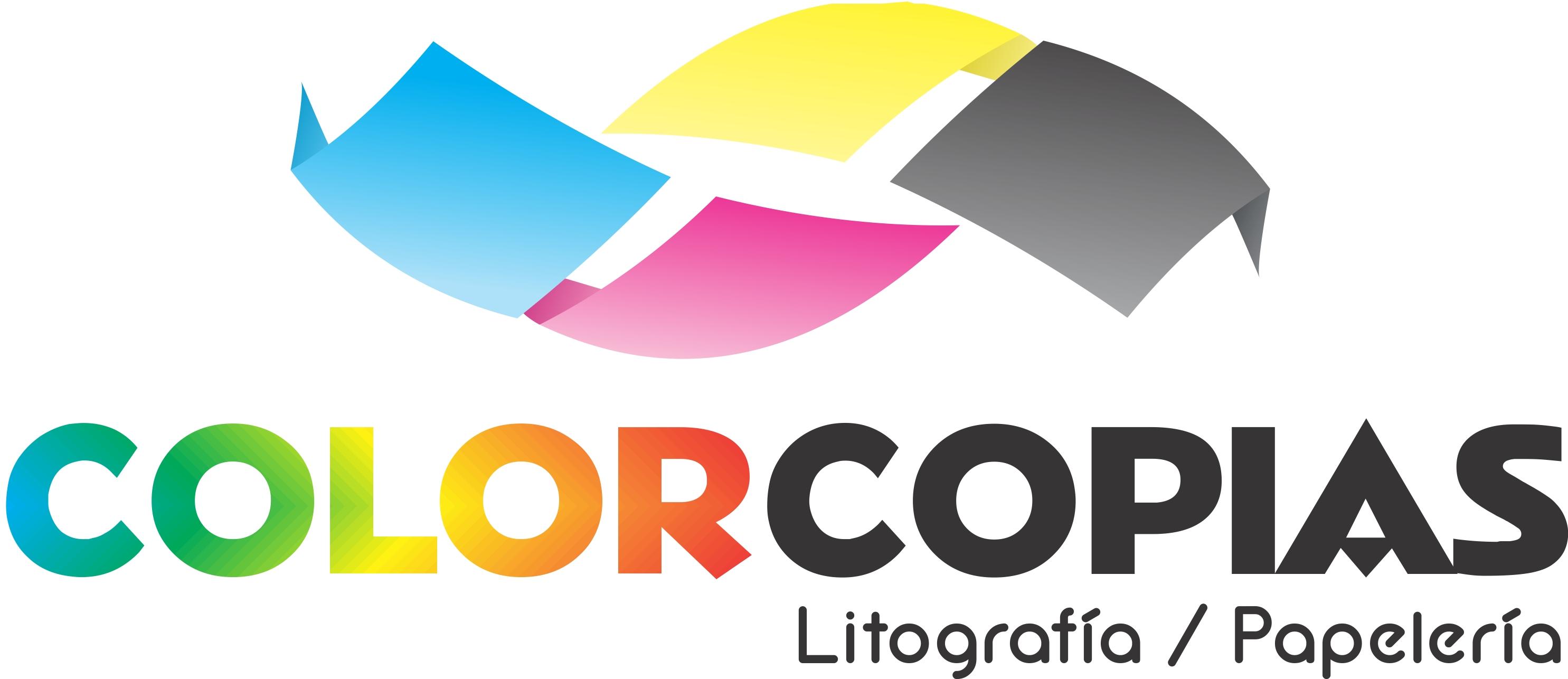 Nuevo logo de colorcopias